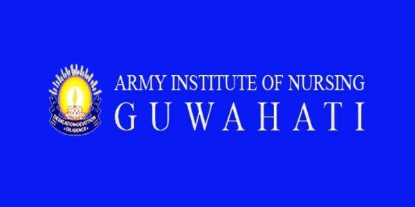 Army Institute of Nursing Guwahati Recruitment